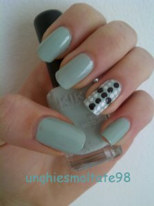 nail art senza top coat