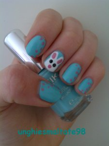 nail art for easter 1