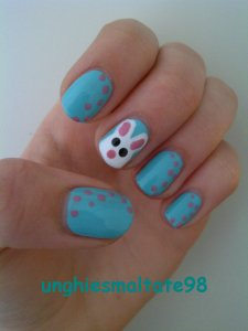 nail art for easter