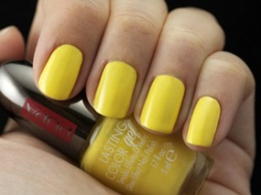 lasting color gel 082 Sunny Yellow - Pupa