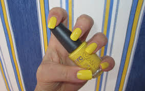 quick dry nail polish 294 Lexington Yellow - NYC
