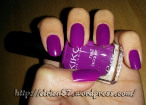 Swatch Smalto Kiko 291