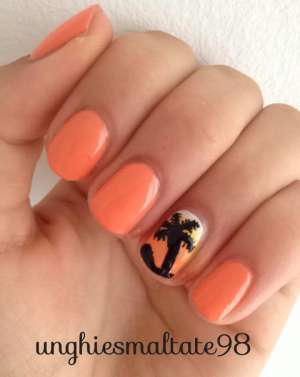 swap nail art feat. Fra Nails