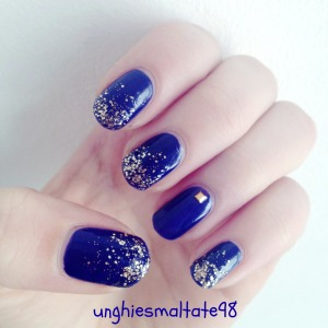 My nails for the New Year