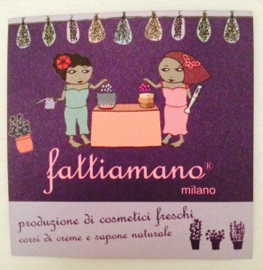 Let's try it: natural cosmetics by Fattiamano
