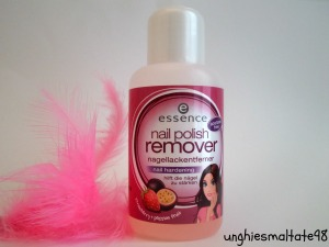 Review Nail Polish Remover Hardening Essence