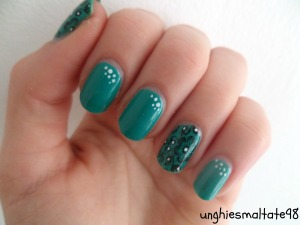 Let's try it: Nail Stamping by BornPrettyStore