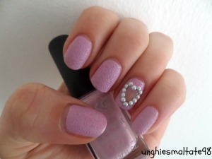 Sweet nail art for Valentine's Day