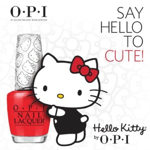 Nail-brand-OPI-unveils-Limited-Edition-Hello-Kitty-Collection