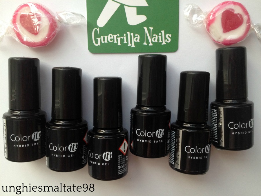 Guerrilla Nails