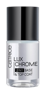 Catrice LuxChrome 2in1 Base & Top Coat